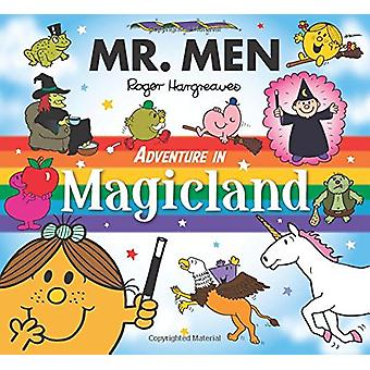 Mr Men Adventure in Magicland by Roger Hargreaves - 9781405288842 Book