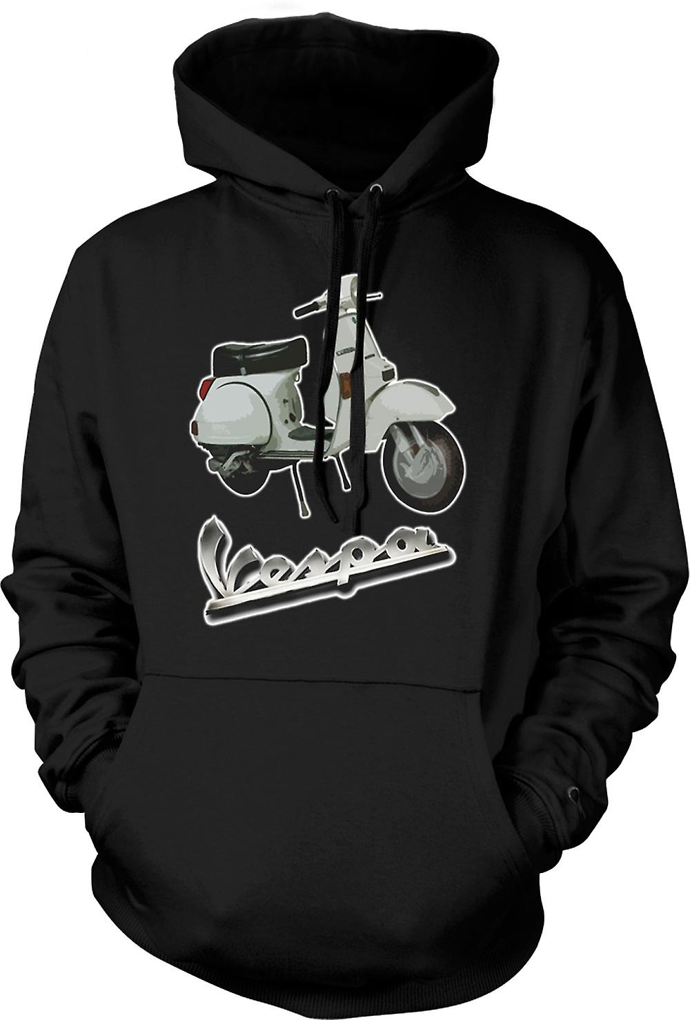 Kids Hoodie - Vespa PX 200 - Classic Scooter