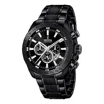 Festina uomo orologio cronografo sportivo prestige F16889-1