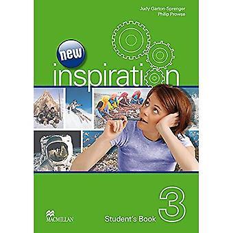 Novo nível de inspiração 3: Livro aluno