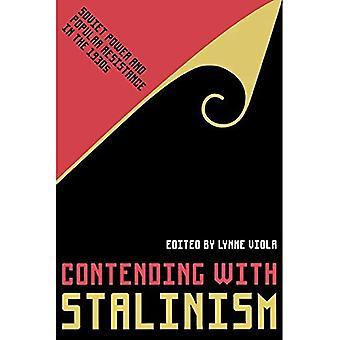 Composer avec le stalinisme: puissance soviétique et la résistance populaire dans les années 1930