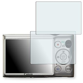 Canon PowerShot ELPH 300 HS display protector - Golebo crystal clear protection film