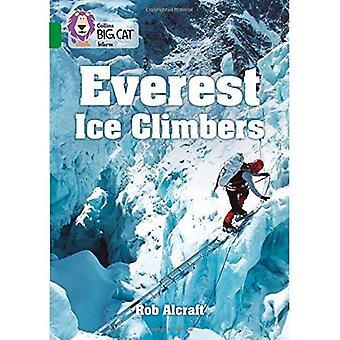Everest Ice Climbers: Band 15/Emerald (Collins Big Cat) (Collins Big Cat)