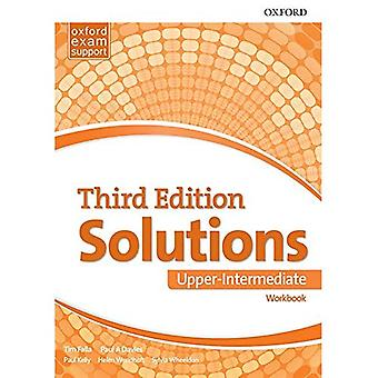 Solutions: Upper-Intermediate: Workbook:� Leading the way to success (Solutions)