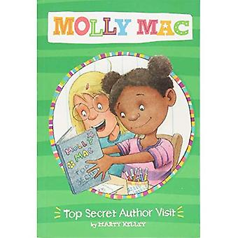 Top Secret Author Visit (Molly Mac)