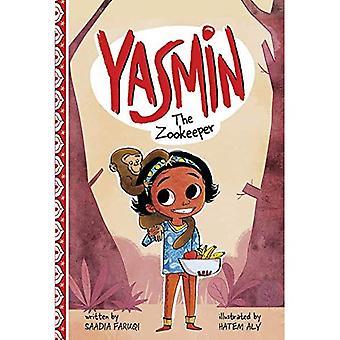 Yasmin the Zookeeper (Yasmin)