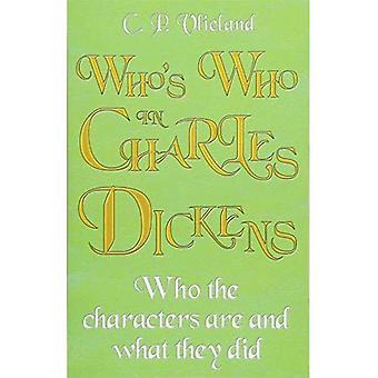 Vem är vem i Charles Dickens