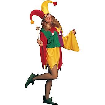 Sweet Jester Adult Costume