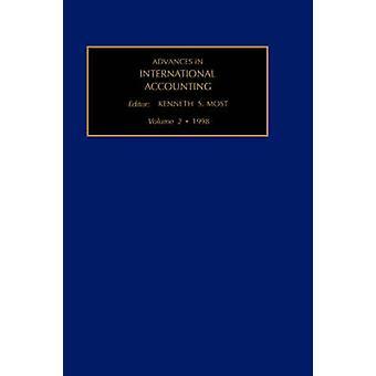 Fortschritte in der International Accounting Research jährliche Vol 2 von Kenneth S. Most