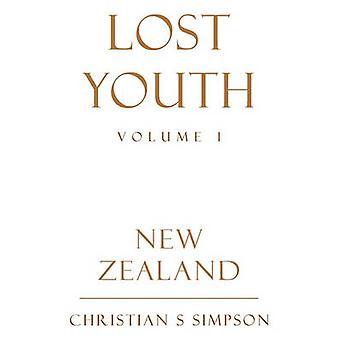 Tabt ungdom bind 1 New Zealand af Simpson & Christian S.