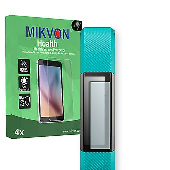 Fitbit Alta Screen Protector - Mikvon Health (Retail Package with accessories) (reduced foil)
