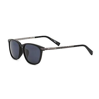 Ermenegildo Zegna Men Black Sunglasses -- EZ00342704