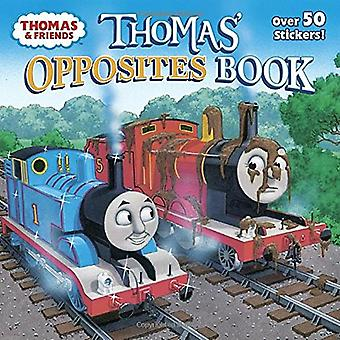 Thomas' Opposites Book (Thomas & Friends) by Christy Webster - 978152