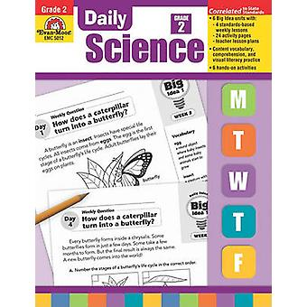 Daily Science Grade 2 by Evan-Moor Educational Publishers - 978159673