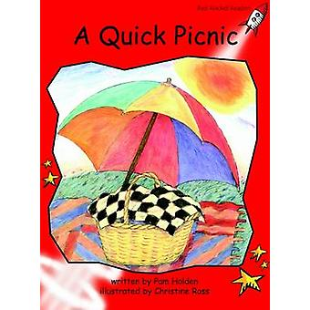 A Quick Picnic - Early - Level 1 (International edition) by Pam Holden