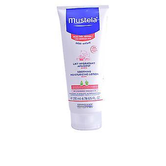 Mustela Bébé Soothing Moisturizing Lotion Very Sensitive Skin 200 Ml Unisex