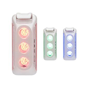 Nathan White Lux Strobe RX Wearable Safety Light