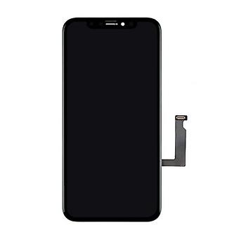 Schermo Stuff Certified ® iPhone XR (touchscreen , LCD e parti) AAA - Qualità - Nero - Copia