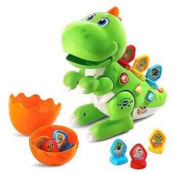 VTech 518703 Lernen & Tanzen Dino Baby Interaktives Spielzeug