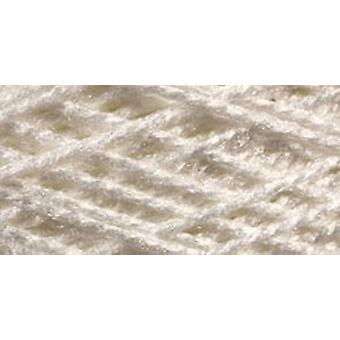 Needloft Craft Yarn 20 Yard Card White 510 41