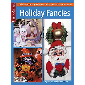 Leisure Arts Holiday Fancies La 6073