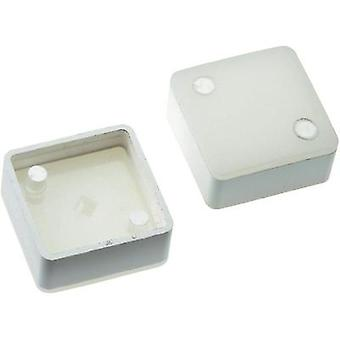 Tapa interruptor blanco Mentor 2271.1203 1 PC
