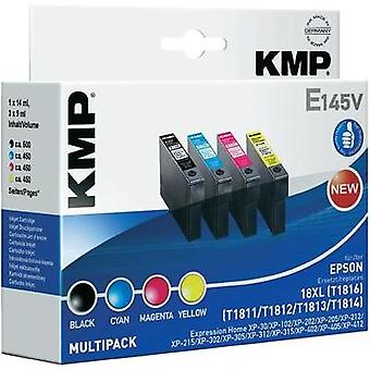 KMP Ink replaced Epson T1811, T1812, T1813, T1814, 18XL Compatible