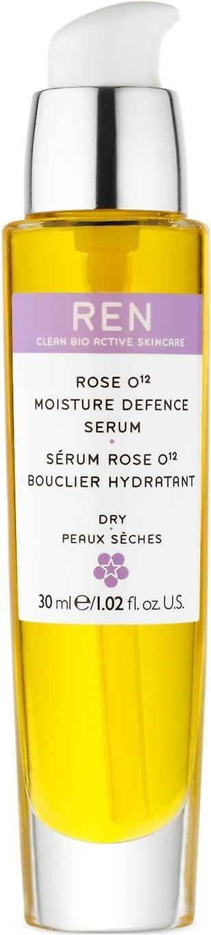 Ren Rose O¹² Moisture Defence Serum