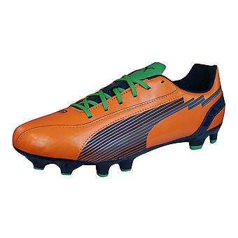 Puma evoSPEED 5 FG Mens Football Boots / Cleats - Orange