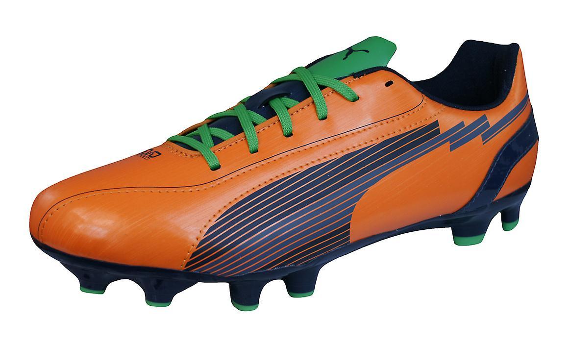 Puma Boots evoSPEED Football Cleats Orange Puma Mens FG 5 wdrCqXw