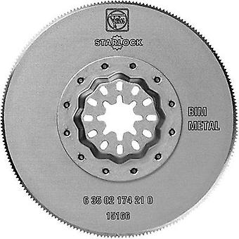 HSS Circular saw blade 85 mm Fein 63502174230 Compatible with (multitool brand) Fein, Makita, Bosch, Milwaukee, Metab