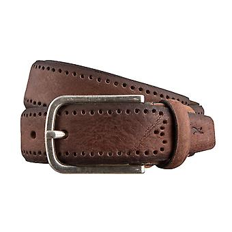BRAX belts men's belts leather belt Brown 3051