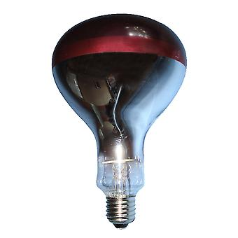 Ruby Red Glass Infra-red Bulb 250w