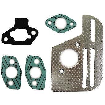 Non Genuine Gasket Set Kit Compatible With Honda GX100 Engine