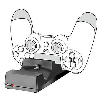 SPEEDLINK Jazz USB oplader til PlayStation 4 sort (SL-450000-BK)
