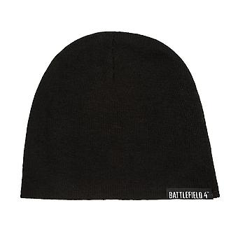 BATTLEFIELD Beanie | BATTLE FIELD Hat | Official | BEANIE | ONE SIZE | BLACK