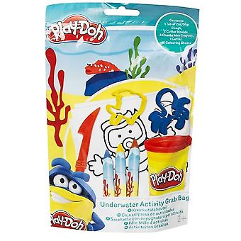 PLAYDOH ACTIVITY UNDERWATER GRAB BAG
