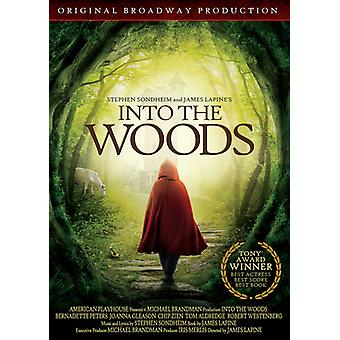 Into the Woods: Stephen Sondheim [DVD] USA import