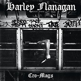 Harley Flanagan - Flanagan Harley-Cro-Mags [Vinyl] USA import