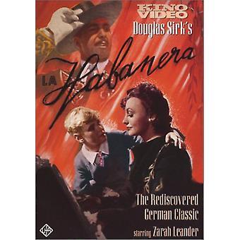 La Habanera [DVD] USA import