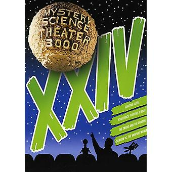 Mystery Science Theater 3000: Vol. 24 [DVD] USA import