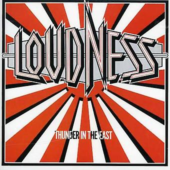 Loudness - Thunder i öst [CD] USA import