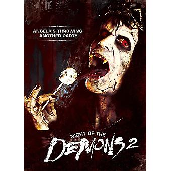 Night of the Demons 2 (1994) [DVD] USA import