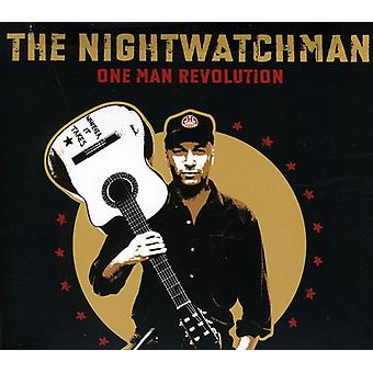 Morello, Tom: Nightwatchmanen - en Man Revolution [CD] USA import