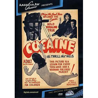 Importación de cocaína demonios (1936) Estados Unidos [DVD]