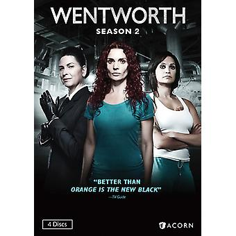 Wentworth: Season 2 [DVD] USA import