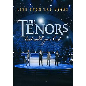 Ténors - plomb avec importation USA Your Heart-Live From Las Vegas [DVD]