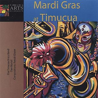 Timucua brassband - Mardi Gras op Timucua [CD] USA import