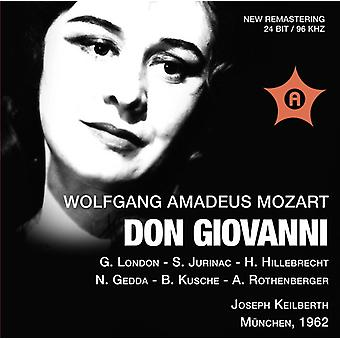 Mozart - Don Giovanni [CD] USA importerer