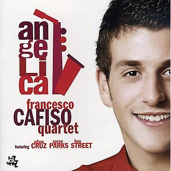 Francesco Cafiso Quartet - Angelica [CD] USA import